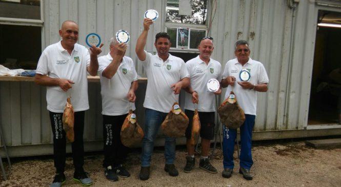 La ASD Ruzzolone Fabro campione regionale