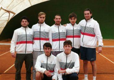 Tennis, Tc Open ancora campione regionale