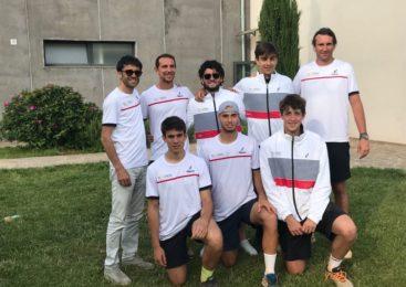 Tennis Tc Open, è finale nazionale per la B