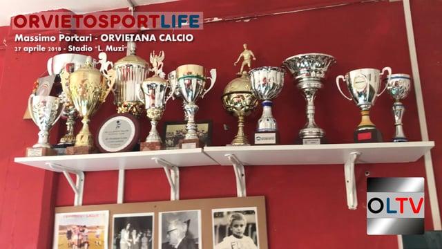 OrvietoSportLIFE – Massimo Porcari (Orvietana Calcio)