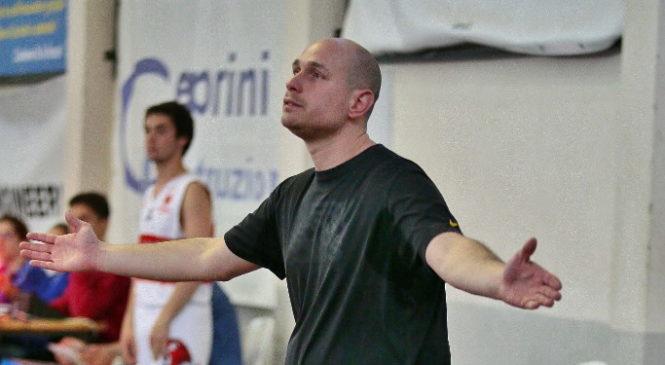 Michele Staccini saluta l'Orvieto Basket e approda in A1 a Lucca