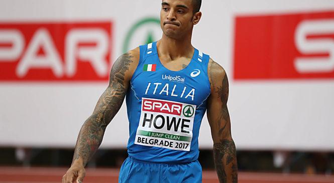 """Memorial """"Luca Coscioni"""". Parata di campioni a Orvieto, in pista al """"Muzi"""" anche Andrew Howe"""