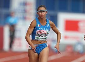 """Siragusa, saetta con gli occhiali: 11.21 al """"Coscioni"""" di  Orvieto"""