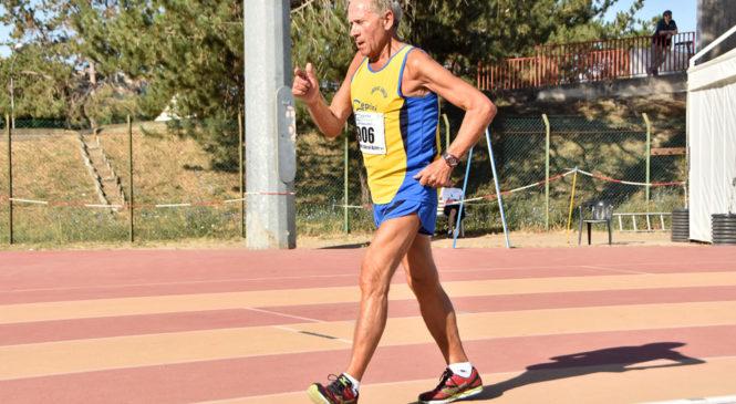 Incredibile Pelliccia: nuovo record del mondo sui 5 km di marcia