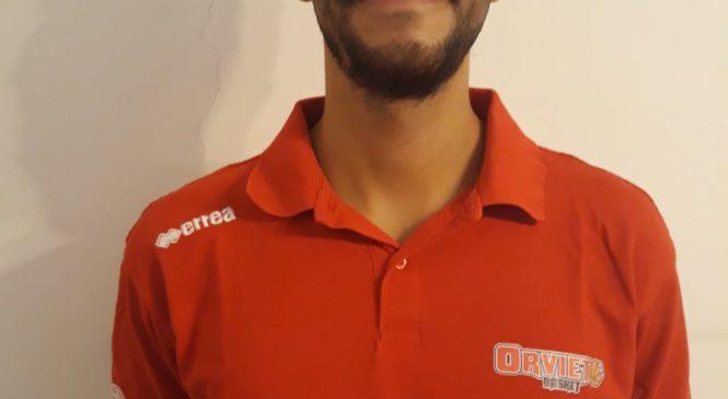 Francesco Olivieri nuovo responsabile del settore giovanile e giocatore della prima squadra