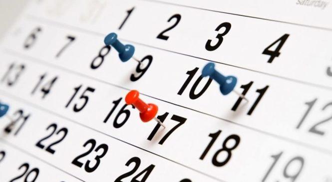 Calendari 2018-19 varati dalle federazioni. Le orvietane in campo e l'agenda gare