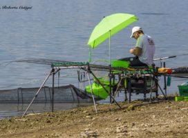 Svolta al lago di Corbara la 3a e 4a prova del Club Azzurro Giovani di Pesca al Colpo 2018