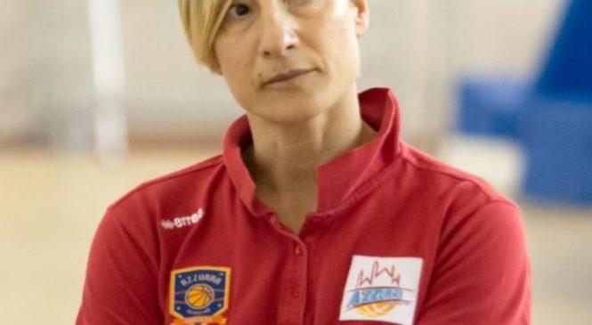 Francesca De Fraia guiderà l'Azzurra Ceprini