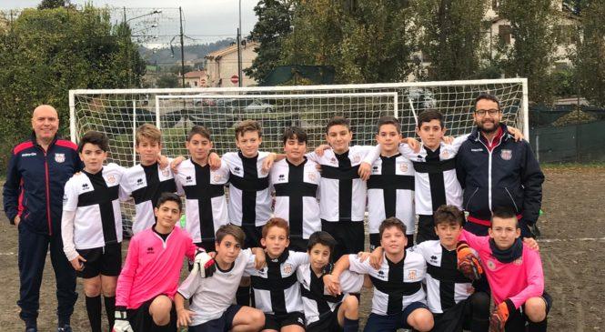 David Dettori, il buon momento Orvieto Fc calcio a 11 e l'impegno con le giovanili
