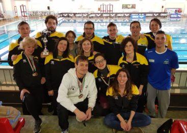 Ottimo sesto posto al 2o Trofeo Ab Team per il Nuoto orvietano