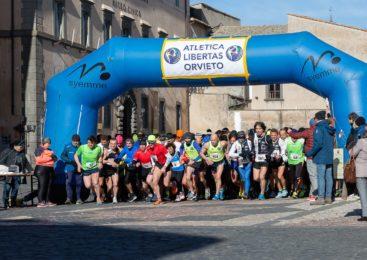 De Chirico e Palozzi vincono la 6a edizione di Orvieto in Corsa