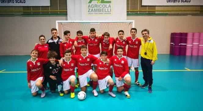 Una vittoria e tre pareggi il bottino della settimana Orvieto FC