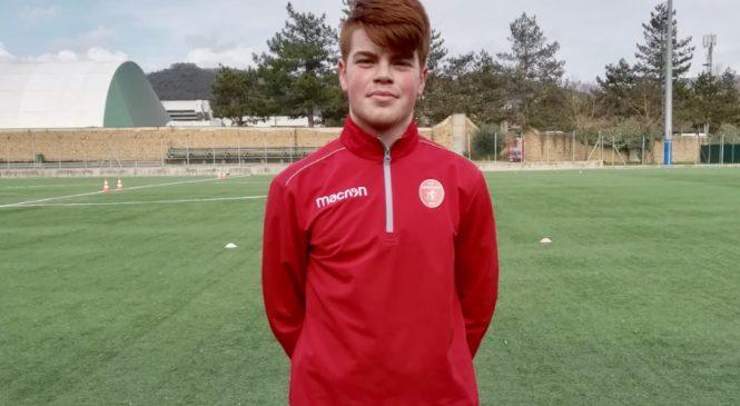 L'Orvietana vanta un giovane al prestigioso Torneo di Viareggio