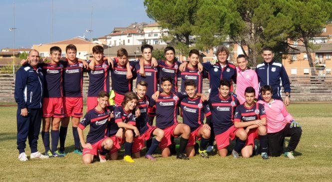 Week end in chiaroscuro per l'Orvieto FC