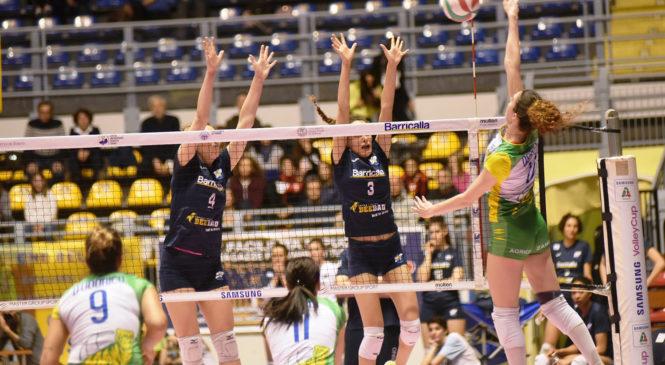 La Zambelli Orvieto vive le emozioni play-off con la semifinale che parte da Torino