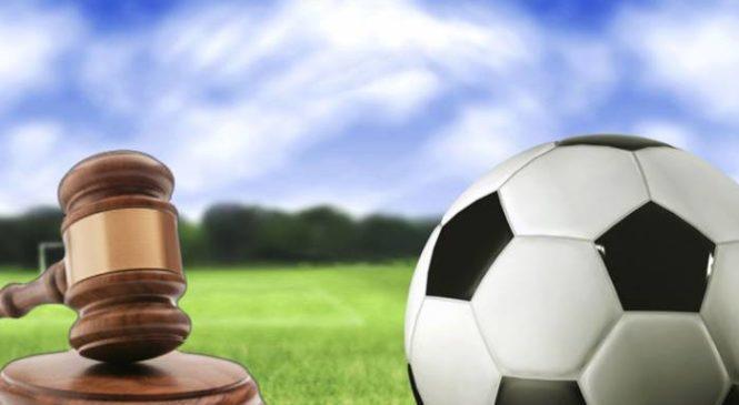 Mano pesante del Giudice Sportivo: dodici giornate a Lunardi del Fabro. Le reazioni