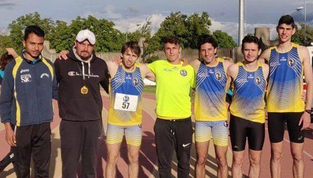 CDS, L'Atletica Libertas Orvieto centra la finale nazionale bronzo