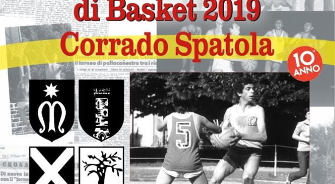 Torneo dei Quartieri di Basket. Via alla X edizione