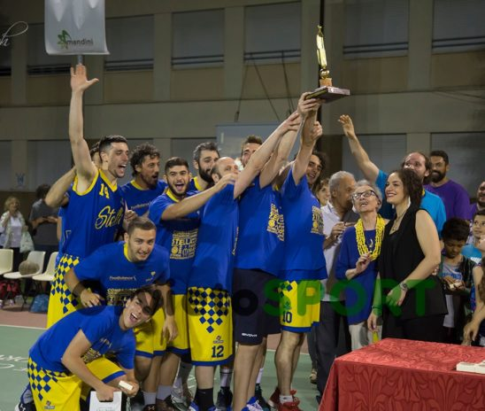 """Va al quartiere Stella l'edizione 2019 del Trofeo """"Corrado Spatola"""""""