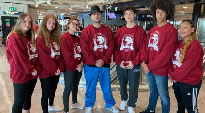 Hip hop. Marco Cerroni e la sua crew ai campionati mondiali a Phoenix