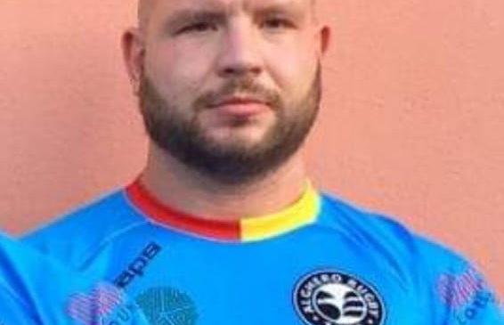 Macchioni pilone dell'Orvietana Rugby approda in serie A a Alghero