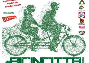 Torna BICINCITTA', passeggiata cicloturistica lungo il percorso del percorso del Paglia