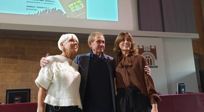 """""""La signora della marcia"""". Giuliana Salce si racconta a Orvieto"""