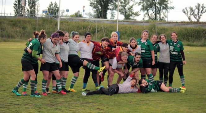 "E' ""Ladies Rugby Day"" a Orvieto"