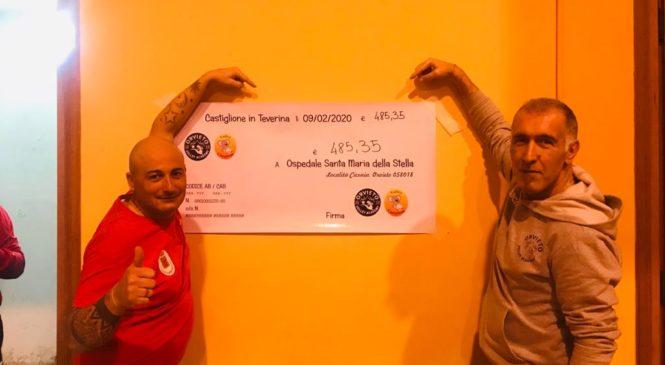 Volley solidale. Orvieto e Castiglione in campo per l'Ospedale