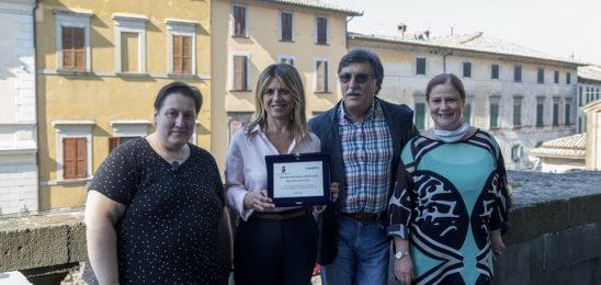 """Alla città di Orvieto il Premio OrvietoSport """"Squadra dell'Anno 2020"""""""