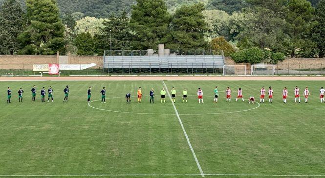 Troppi errori, Orvietana fuori dalla Coppa