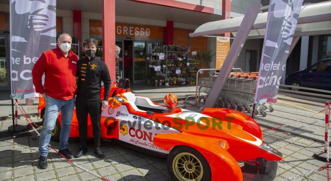 Michele Fattorini e Conad Fanello insieme per una nuova sfida