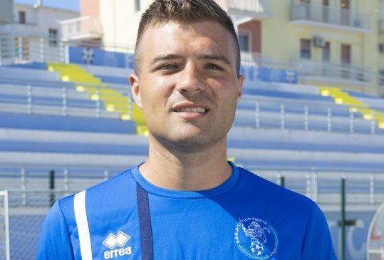 ÈDamian Sciacca la nuova punta centrale dell'Orvietana Calcio